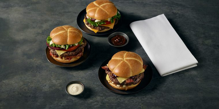 รักเนื้อต้องทานนี่ McDonald's Menu พิเศษสำหรับคนรักเนื้อโดยเฉพาะ